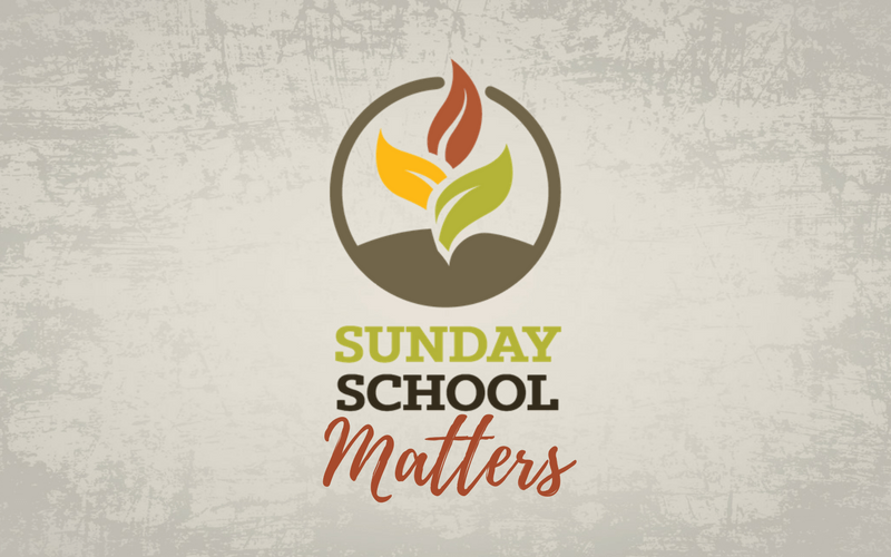 Join us for Sunday School each Sunday at 10:30AM