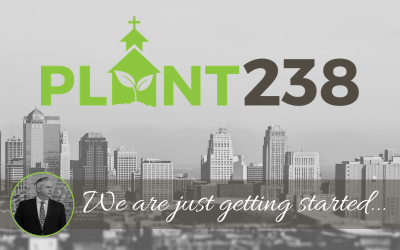 Pastor Marshall Clack officially launches a new North America Missions Ministry called Plant238