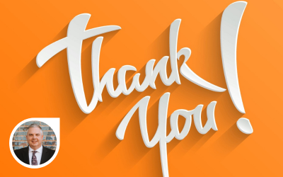 Thank You from Pastor Clack